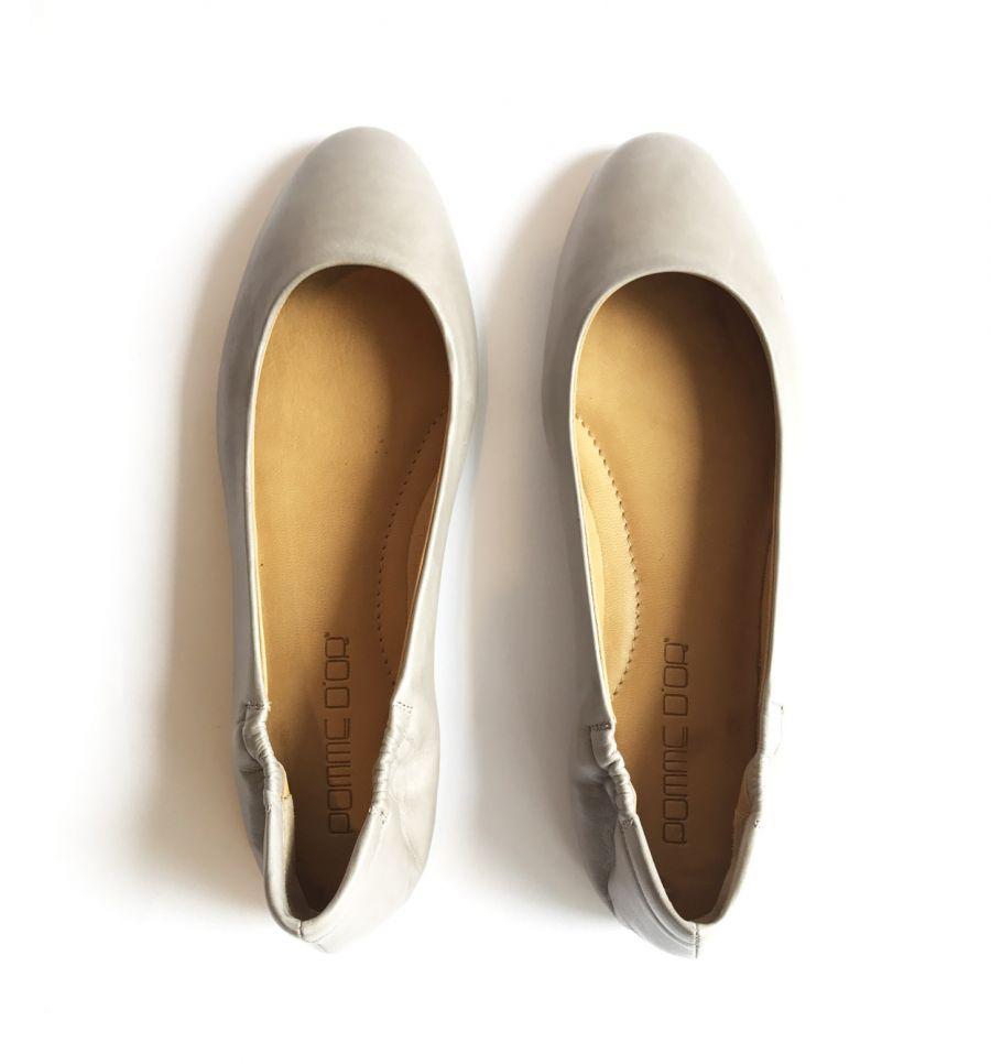 Chaussures - Ballerines Dor Pomme LaVTghbM5